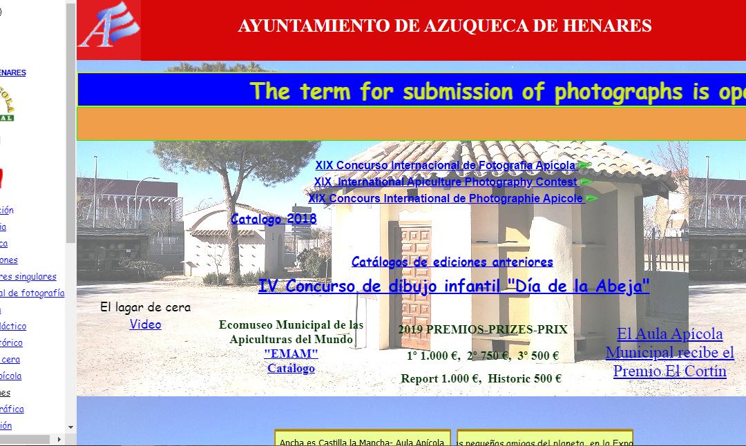 AULA APÍCOLA DE AZUQUECA DE HENARES
