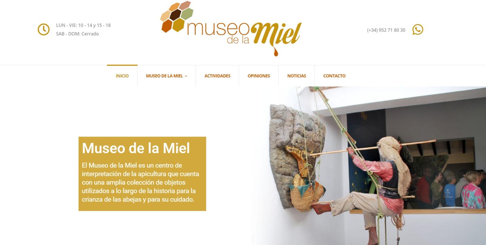 MUSEO DE LA MIEL DE MÁLAGA
