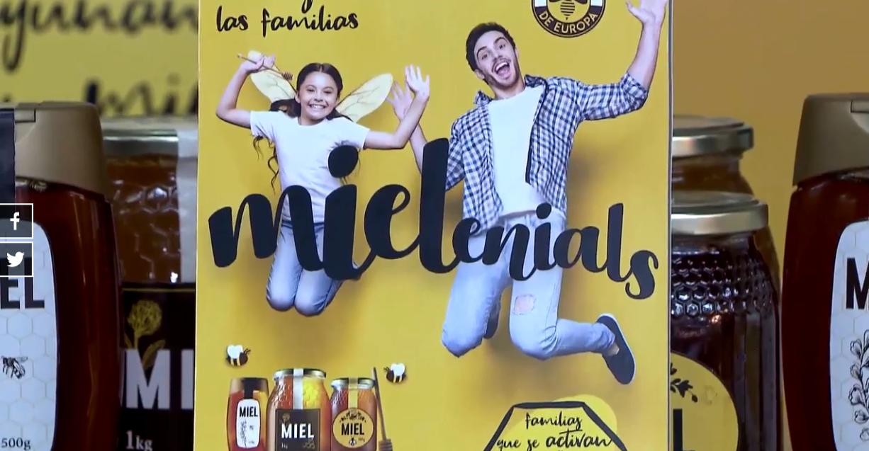 O mel, clave para a saúde e para a economía española- Artigo de El Correo
