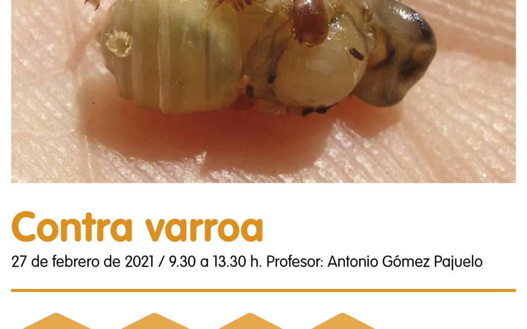 Formación Contra a Varroa- Pajuelo Consultores Apícolas
