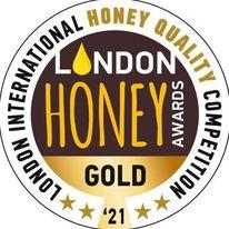 Convocatoria do concurso London Honey Awards 2021