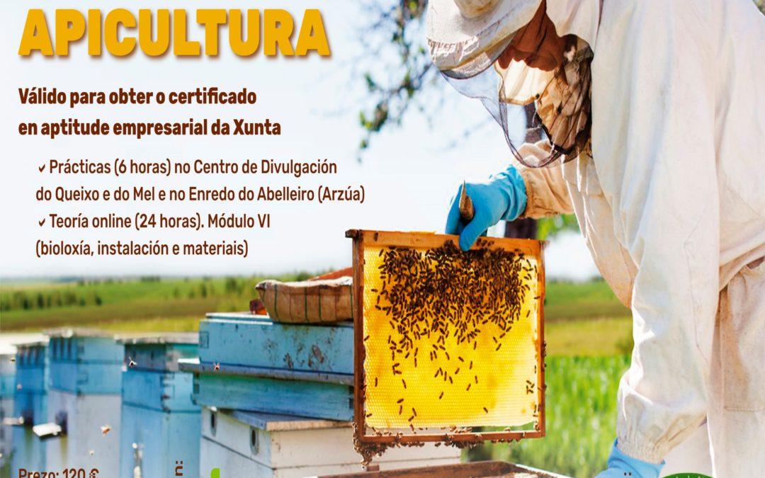 CURSO DE INCORPORACIÓN Á ACTIVIDADE AGRARIA EN APICULTURA